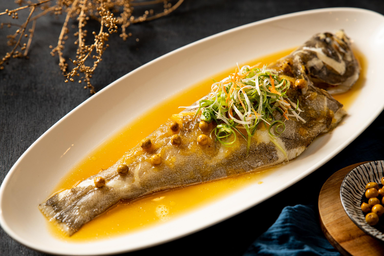 響油樹果海鰈魚