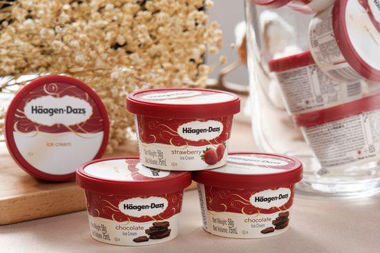 哈根達斯冰淇淋