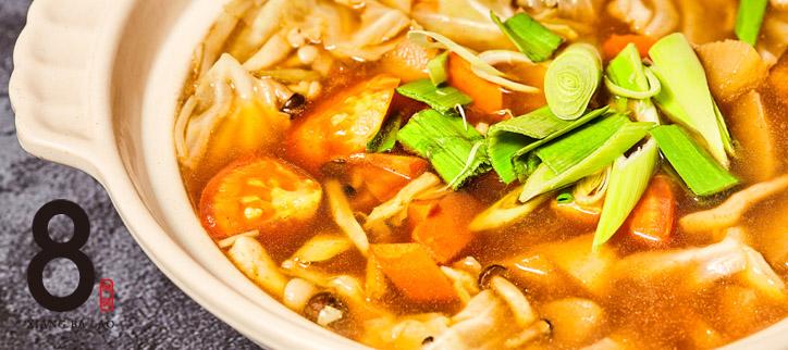 大安區美食|湯品推薦 湘八老實在暖心湯料理