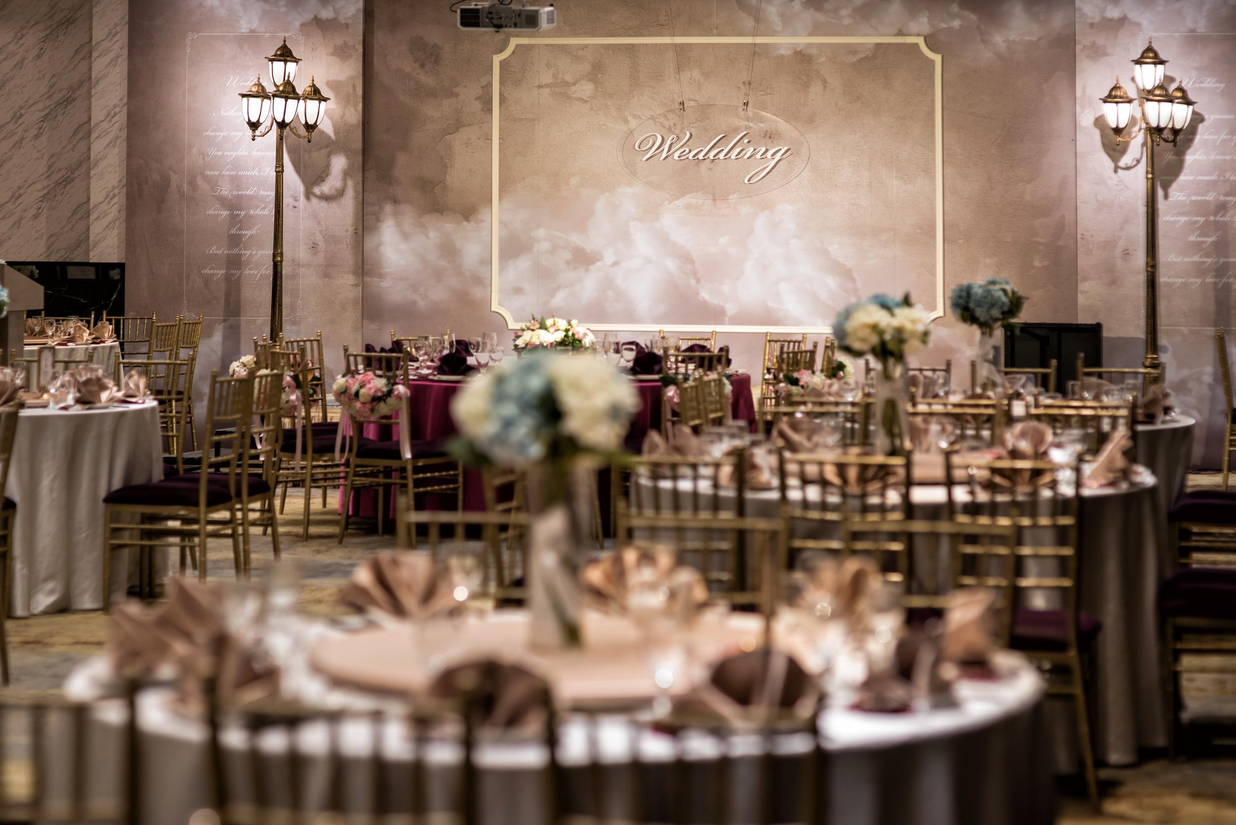 台北婚宴場地推薦,極致尊寵頂級奢華專屬婚禮團隊
