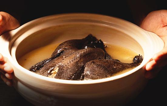 彭園淬鍊花膠烏骨雞湯 美味即時料理包 重磅登場